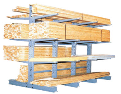 Industrial Cantilever Racking