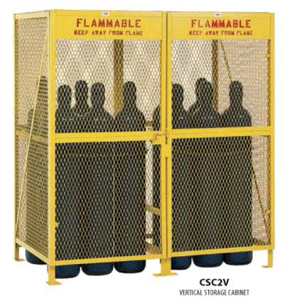 Fire Safety Storage for Flammables- Storage Cabinets
