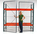 We'll design the perfect Commercial Wire Storage area for you.