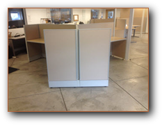 Partitions, Panels, and Cubicles