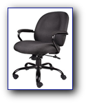 Boss 300 lb rated task chair $180