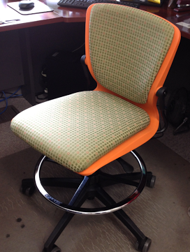 OM Active Task Chair with Grade 2 Fabric